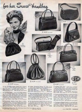 Carteiras '50s (imagem de RetroWaste)