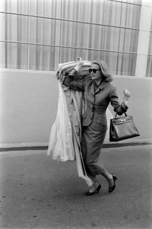 Grace Kelly's departure from Hollywood (Photo By Allan Grant/The LIFE Images Collection/Getty Images)